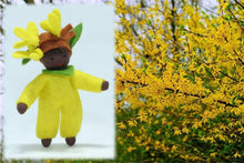 Easter Tree Baby | Waldorf Doll Shop | Eco Flower Fairies