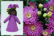 Chrysanthemum Fairy | Waldorf Doll Shop | Eco Flower Fairies