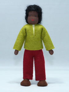 Waldorf Father Doll | Waldorf Doll Shop | Eco Flower Fairies | Handmade by Ambrosius