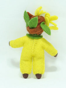 Easter Tree Baby | Waldorf Doll Shop | Eco Flower Fairies | Handmade by Ambrosius