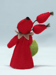 Rose Hips Fairy | Waldorf Doll Shop | Eco Flower Fairies