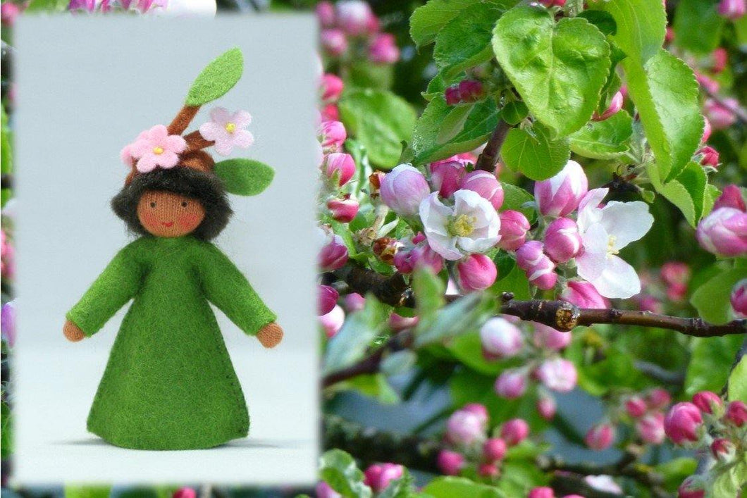 Apple Blossom Fairy | Waldorf Doll Shop | Eco Flower Fairies