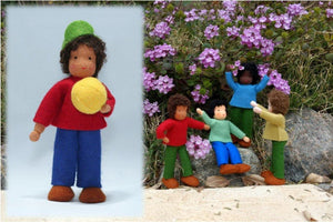 Boy Doll | Waldorf Doll Shop | Eco Flower Fairies