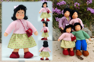 Waldorf Girl Doll | Waldorf Doll Shop | Eco Flower Fairies | Handmade by Ambrosius