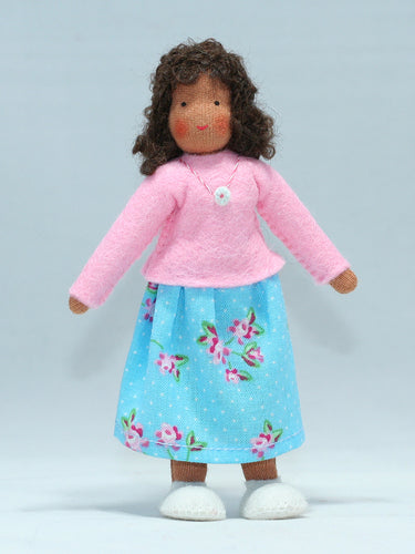 Waldorf Mother Doll (medium skin) | Waldorf Doll Shop | Eco Flower Fairies