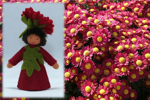 Chrysanthemum Prince | Waldorf Doll Shop | Eco Flower Fairies