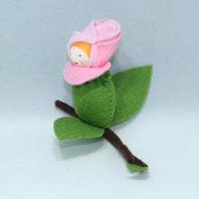 Magnolia Bud Baby | Waldorf Doll Shop | Eco Flower Fairies