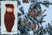 Pine Cone Kid | Waldorf Doll Shop | Eco Flower Fairies