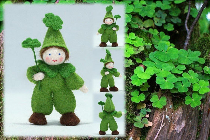 Clover Baby | Waldorf Doll Shop | Eco Flower Fairies