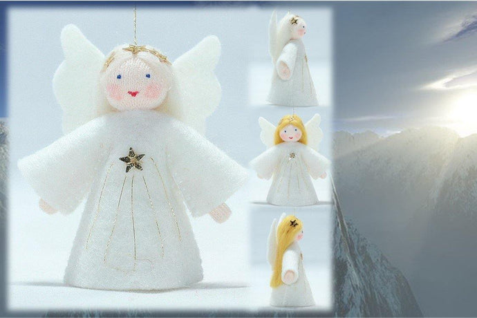 Lil' Angel | Waldorf Doll Shop | Eco Flower Fairies