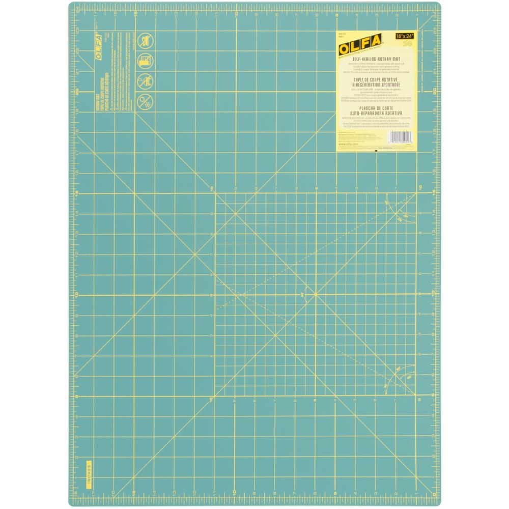 OLFA Gridded Cutting Mat 45x60 cm