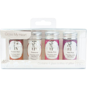 Cross My Heart -Pure Sheen Glitter