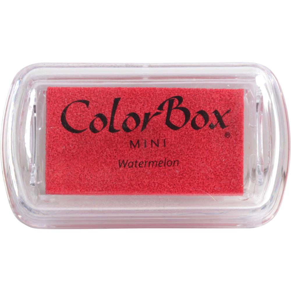 Mini Ink Pad ColorBox Pigment Watermelon