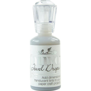 Nuvo Jewel Drops Grey Mist