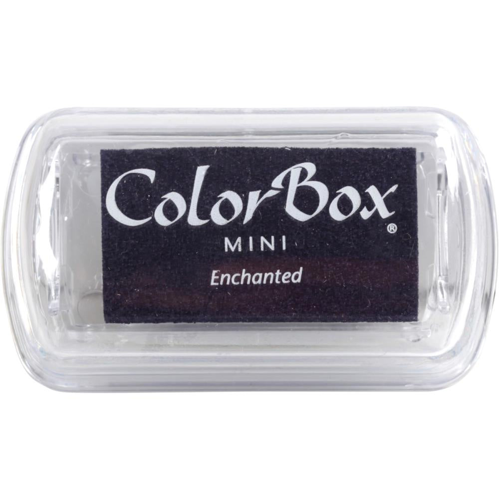 Mini Ink Pad ColorBox Pigment Enchanted