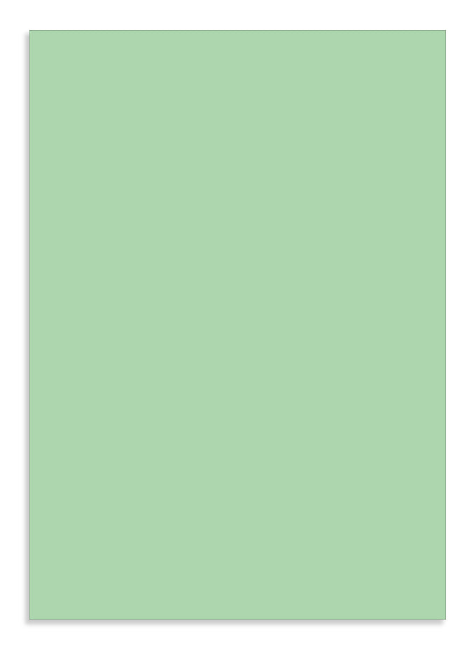 Colorplan Park Green A4 135 gsm