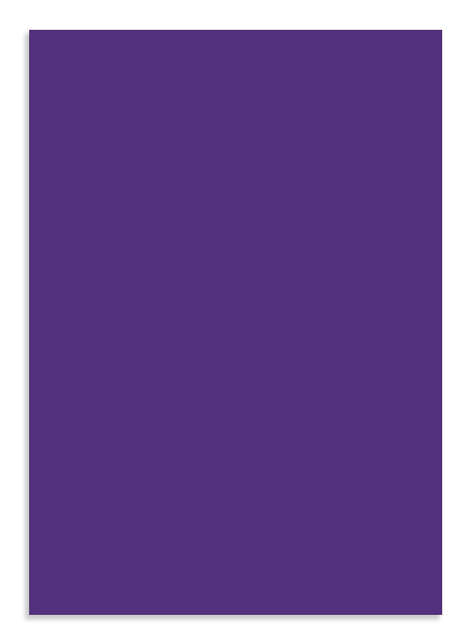 Colorplan Purple A3 270 gsm