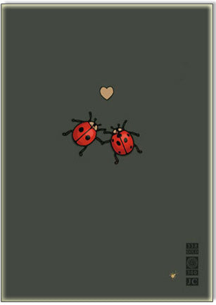 Ladybirds In Love