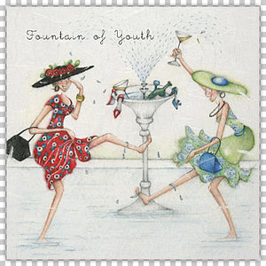 Fountain of Youth Cards