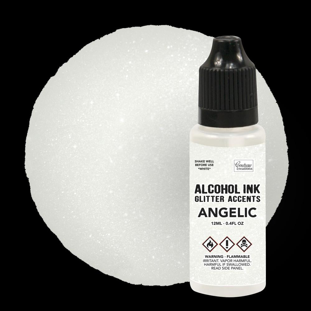 A Ink Glitter Accents - Angelic - 12ml | 0.4 fl oz