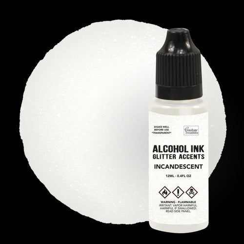 A Ink Glitter Accents - Incandescent  - 12ml | 0.4 fl oz