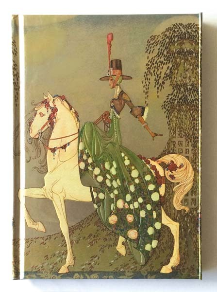 Notebook Art Deco Fairytales