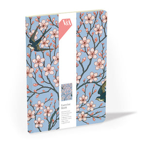 Almond Blossom Exercise Book