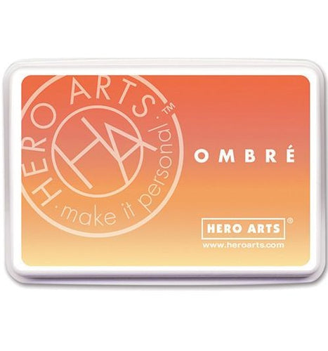 Ombre Ink Pad Butter-Orange