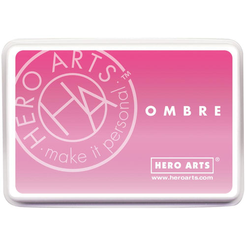 Ombre Ink Pad Pink-Red