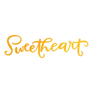 Hotfoil Stamp - SE - Sweetheart (1pc)