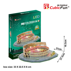 The Colosseum, LED, 185pc