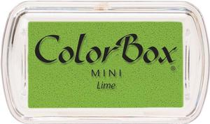 Mini Ink Pad ColorBox Pigment Apple Mint