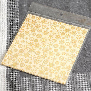 Single Sided Origami Paper Gold