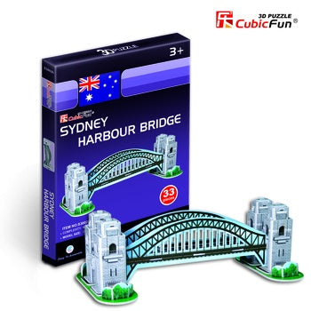 Sydney Harbour Bridge, 33pc