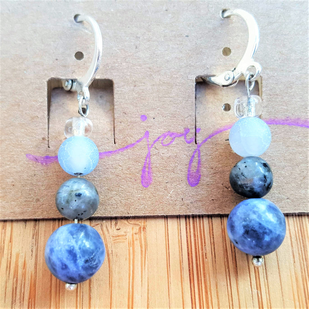 Mystic Blues Earrings