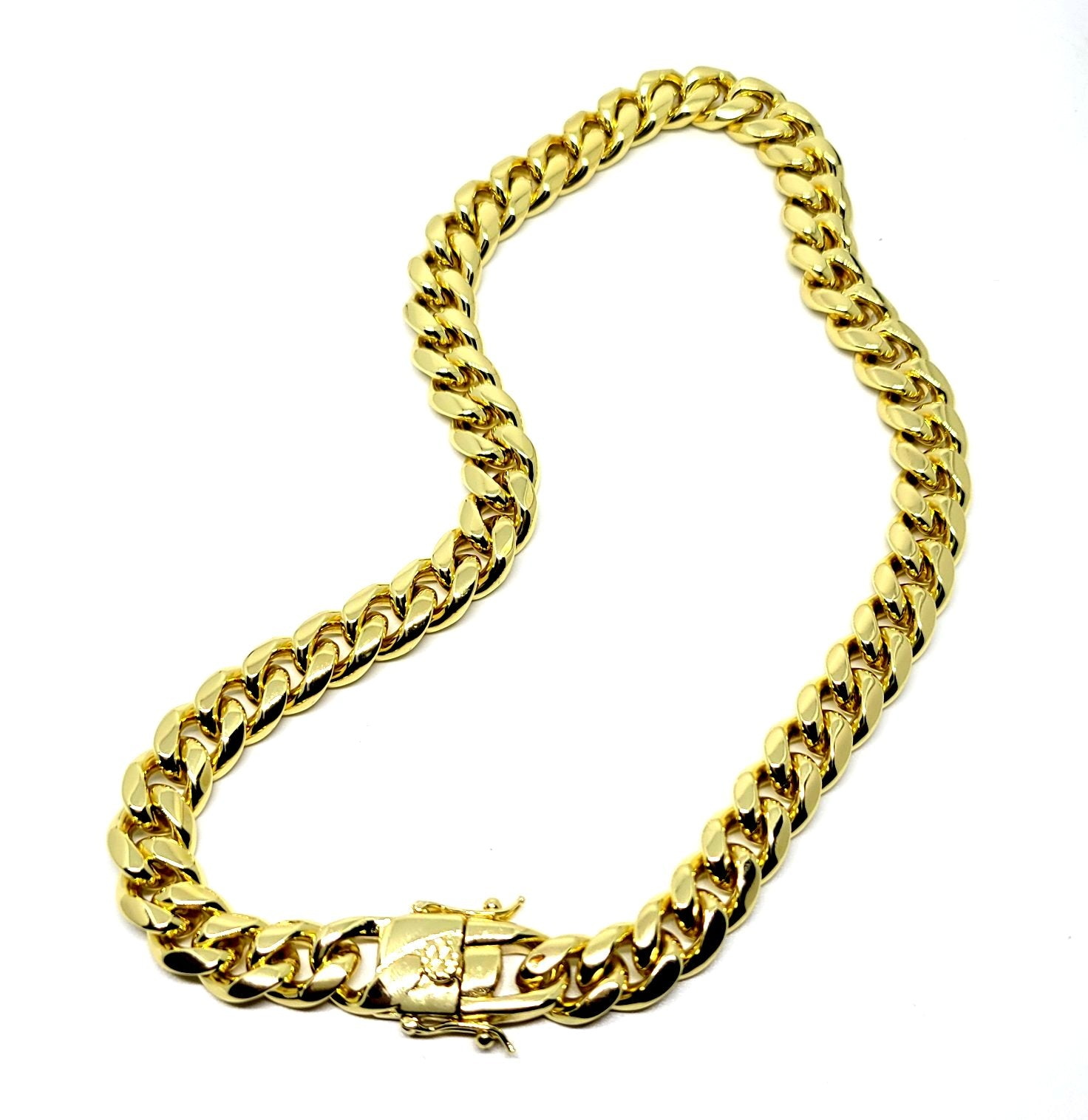 Irayda Cuban Necklace