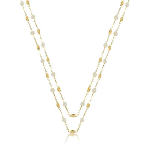 Adalberta Long Necklace