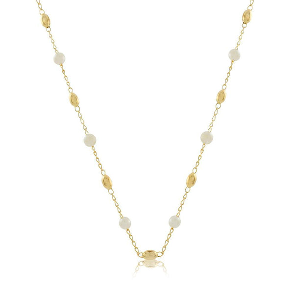 Dayanara Pearl Necklace