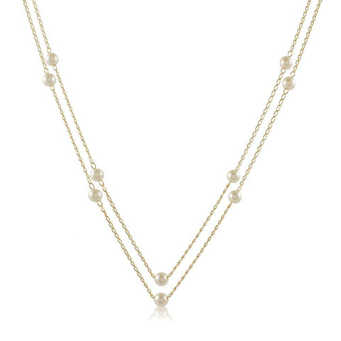 Diana Pearl Necklace