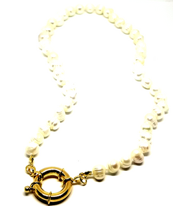 Narelle Pearl Necklace