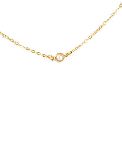 Pria Long Necklace