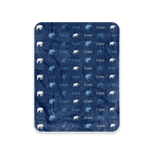 Load image into Gallery viewer, Elephant Blanket