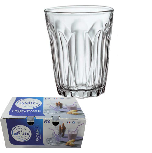 Duralex Cafe Latte Glass - 6 Pieces