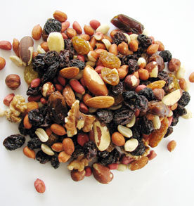 Premium Fruit Trail Mix