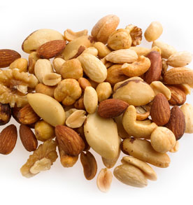 Mixed Nuts - Roasted
