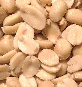 Peanuts - Roasted, Blanched & Salted