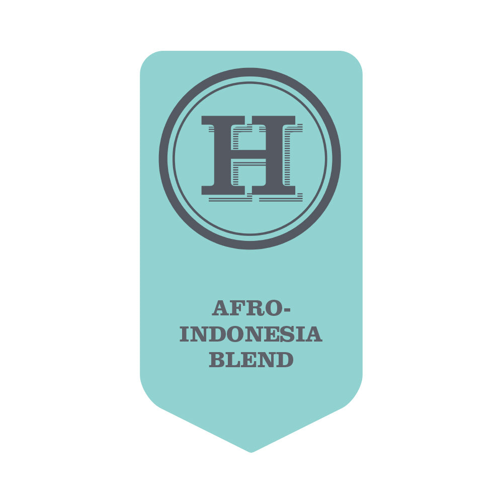 Afro-Indonesia Blend