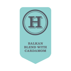 Balkan Blend with cardamom