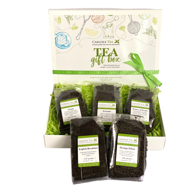 Single Origin Tea Gift Box