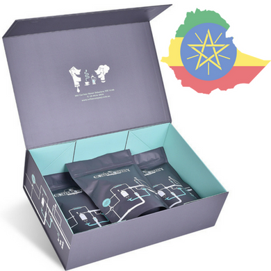Ethiopian Single Origin Gift Box - Small